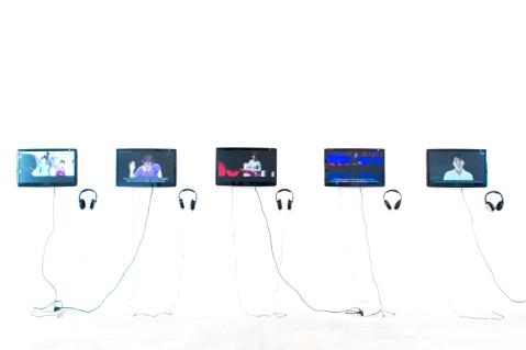 exposition Herstory à la Maison des arts